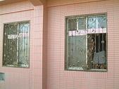 藝術系列:竹北中正西路緞造窗