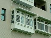 凸窗.雨遮:竹北新洋樓2