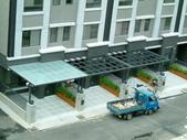 玻璃屋:玻璃屋採光罩系列(竹東1樓車庫工程)