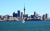 City of Sails- Auckland 奧克蘭: