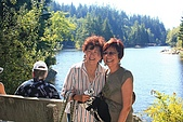 同學會 (二) Galiano Island 嘉利安諾島:同學會 溫哥華離島生態之旅,共五天活動
