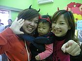 20091226埔里一日遊:惡魔家族
