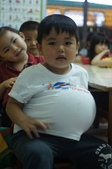 懷孕體驗活動...: