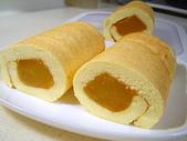 蛋糕の作品:香橙果凍蛋糕捲