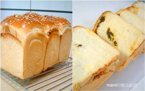 麵包の作品:超級奶香葡萄吐司-2.jpg