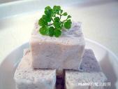 飲料/冰品:芋頭牛奶冰