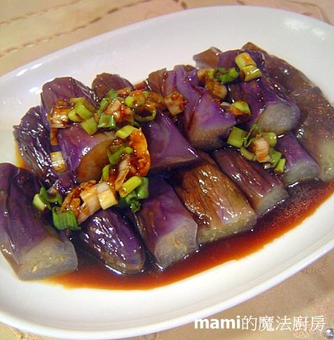 配菜の作品:涼拌紫茄.JPG