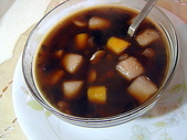 飲料/冰品:燒仙草