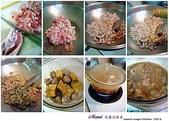 肉類料理:油而不膩的香噴噴『滷肉飯』