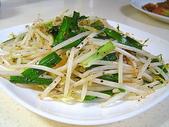 配菜の作品:鐵板豆芽菜