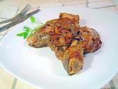 肉類料理:迷迭香煎雞腿
