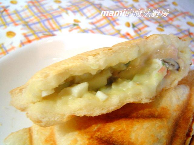 麵包の作品:馬鈴薯沙拉帕帕尼-3.JPG