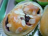 麵包の作品:藍莓葡萄麵包