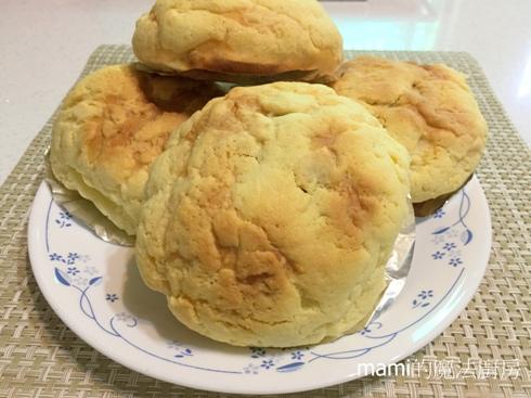 麵包の作品:脆皮波蘿麵包.JPG