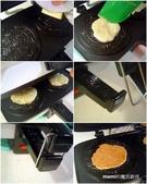 餅乾:有機亞麻仁子瓦煎燒
