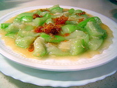 配菜の作品:XO醬炒絲瓜