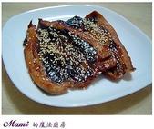 肉類料理:蒲燒虱目魚肚
