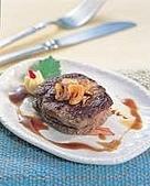 肉類料理:茴香烤牛排