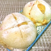 麵包の作品:金棗乳酪醬麵包.JPG