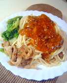 試吃/試用報告:蘑菇醬炒麵-1.JPG