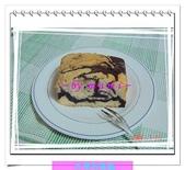 蛋糕の作品:大理石蛋糕