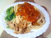 試吃/試用報告:蘑菇醬炒麵-2.JPG