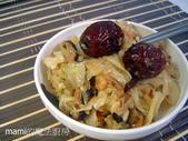 米食の作品:紅藜和闐棗高麗菜飯-2.JPG