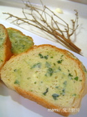 醬&內餡:青醬大蒜奶油抹醬