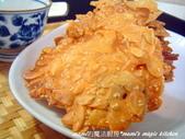 餅乾:杏仁瓦片