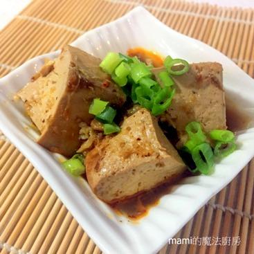 蛋/豆腐的料理:麻辣豆腐IMG_0350.JPG