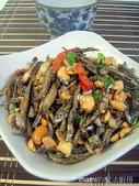 海鮮料理:花生小魚乾-1.JPG