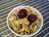 米食の作品:紅藜和闐棗高麗菜飯-3.JPG