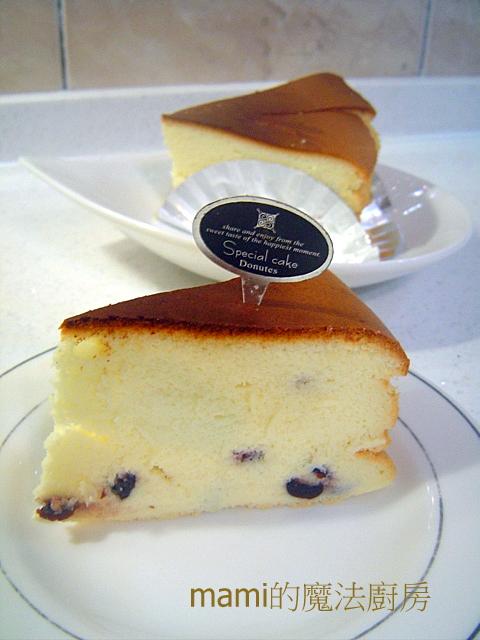 蛋糕の作品:舒芙蕾藍莓起司蛋糕.JPG