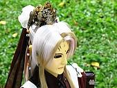 20100502林家花園小私拍:天雲(釋雲生)