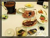 裡日本北陸五日遊:Day1:礪波溫泉飯店晚餐