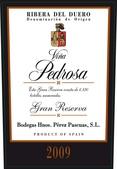 西班牙葡萄酒pedrosa:西班牙葡萄酒PEDROSA GRAN Reserva2009