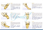 ZAKKA 雜貨。新鮮貨:彈性襪穿著技巧02-1.jpg