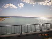 日本沖繩(和平紀念館)戶外活動070705~18:車窗外
