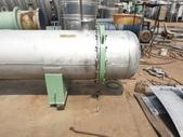 熱交換器,冷卻器,冷凝器,吸附塔,蒸發器,管式殺菌機:不鏽鋼熱交換器,傳熱面積40米平方