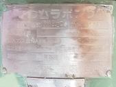 外匯真空幫浦,粟村製作所AWAMURA:白鐵水封真空幫浦,抽氣泵,ポンプ,口徑4吋,馬力30HP,型式80SONA-T日本外匯中古株式会社栗村製作所AWAMURA MFG.CO.,LTD.