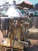 三菱離心機,遠心分離機,澄清機,固液分離機,MITSUBISHI:三菱~高速遠心分離機~澄清機~濃縮回收~固液分離機~可循環冷卻液~11550RPM~馬力7.5HP~型號SJC-10PMITSUBISHI~日本進