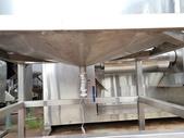 攪拌反應釜/反應槽/雙層攪拌桶/衛生級攪拌機//加熱攪拌桶:氣動攪拌雙層桶,容量200L