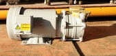 KASHIYAMA水封真空泵浦,抽氣幫浦,外匯泵浦LIQUID RING VACUUM PUMP:水封真空泵浦,抽氣幫浦,型式LEM40MA,馬力2HP,日本外匯中古KASHIYAMA LIQUID RING VACUUM PUMP