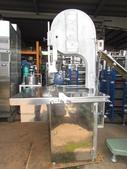 冷凍魚帶鋸切割機/秋山機械株式會社:冷凍魚帶鋸切割機,日本進秋山機械株式會社