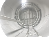 白鐵桶,雙層夾套加熱桶,盤管加熱桶,中古不鏽鋼冷卻桶:白鐵桶,不鏽鋼桶,加熱桶,保溫桶,容量35噸