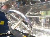 冷凍肉粉碎機yanagiya株式会社ヤナギヤ:冷凍肉粉碎機,削肉機,型式FZ,馬力7.5HP,日本進yanagiya株式会社ヤナギヤ