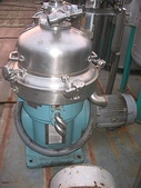 ALFA LAVAL油水分離離心機,澄清機,固液分離機:澄清機~固液分離機~遠心分離機~馬力15HP~型號 MRPX 207S-34-60~ALFA LAVAL~日本進