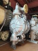 YAMADA隔膜泵浦,氣動幫浦,iwaki pump:白鐵氣動隔膜泵浦,口徑2吋,材質316,日本進YAMADA