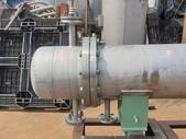 熱交換器,冷卻器,冷凝器,吸附塔,蒸發器,管式殺菌機:白鐵熱交換器,傳熱面積4.7米平方