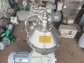 ALFA LAVAL油水分離離心機,澄清機,固液分離機:連續遠心離心機,固液分離澄清機,BTPX205SGD-34CDP-50,馬力7.5KW,日本進ALFA LAVAL